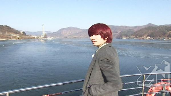 """Heechul và Puff hẹn hò trên đảo Nami """"Bản tình ca mùa đông"""""""