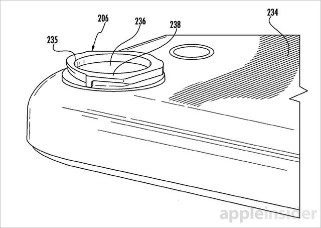 Apple sẽ ra mắt iDSLR - iPhone có thể lắp ống kính rời?