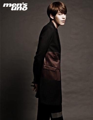 Kim Woo Bin chuẩn bị đóng phim mệt nghỉ