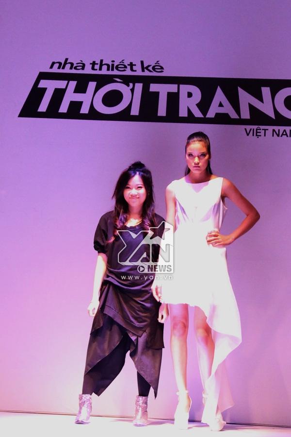 """12 nhà thiết kế trẻ và tài năng đã có cơ hội """"trình làng"""" những mẫu sản phẩm đã giúp họ có cơ hội được bước vào ngôi nhà chung của chương trình Project Runway Vietnam 2014."""