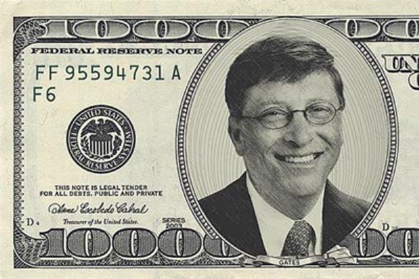 Những bí mật không phải ai cũng biết về Bill Gates
