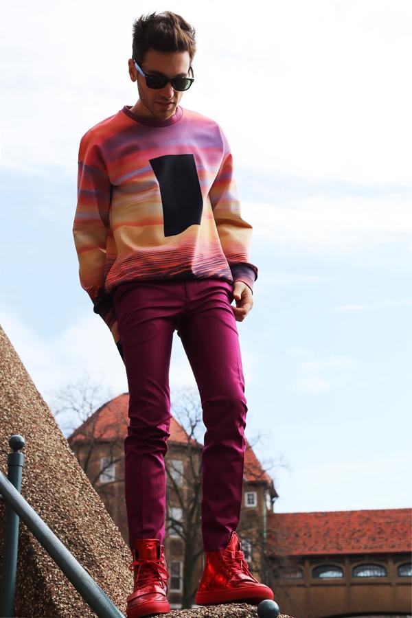 """Biến hóa đầy màu sắc cho """"chàng trai mùa hè"""""""