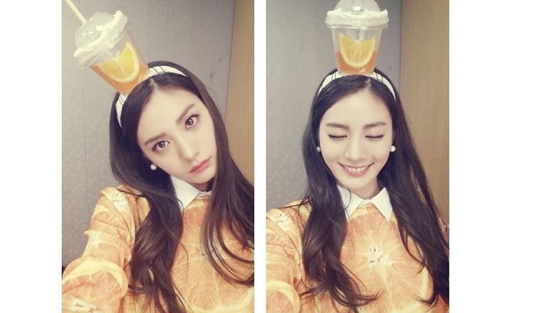 Nana (Orange Caramel) đăng hình ảnh đầu tiên chính thức gia nhập Instagram