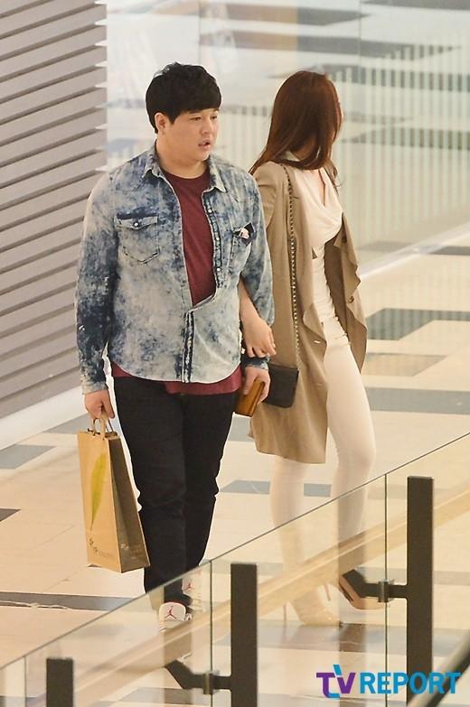 Shindong (SuJu) công khai hẹn hò với người mẫu Kang Shi Nae - Tin sao Viet - Tin tuc sao Viet - Scandal sao Viet - Tin tuc cua Sao - Tin cua Sao