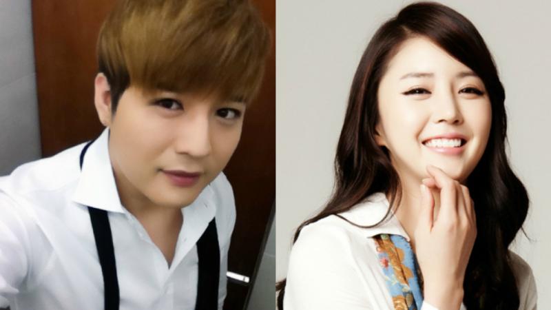 Shindong công khai hẹn hò với người mẫu Kang Shi Nae - Tin sao Viet - Tin tuc sao Viet - Scandal sao Viet - Tin tuc cua Sao - Tin cua Sao