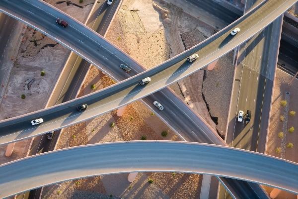 Những cảnh tượng kinh ngạc khi nhìn từ trên cao