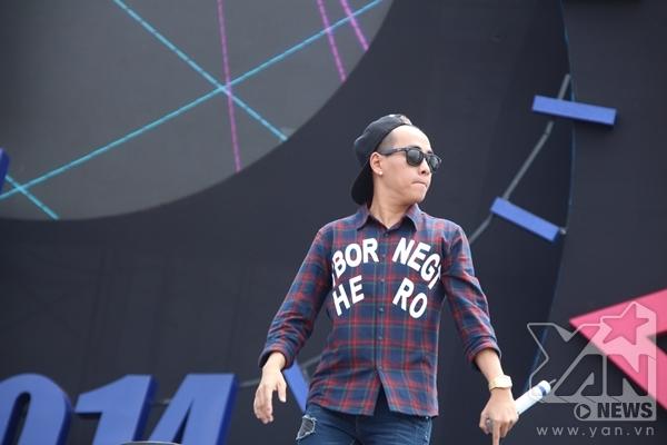 [YAN Beatfest] Ngô Kiến Huy, Hồ Vĩnh Khoa, Trịnh Thăng Bình đốt cháy sân khấu
