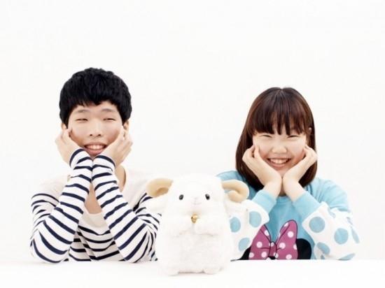 Cặp đôi anh em mới Chanhyuk and Soohyun trong nhómAkdong Musician
