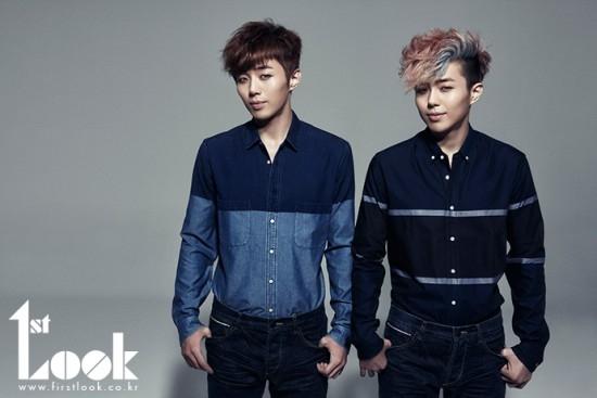 Anh em sinh đôi Daeryong và Soryong (TASTY)