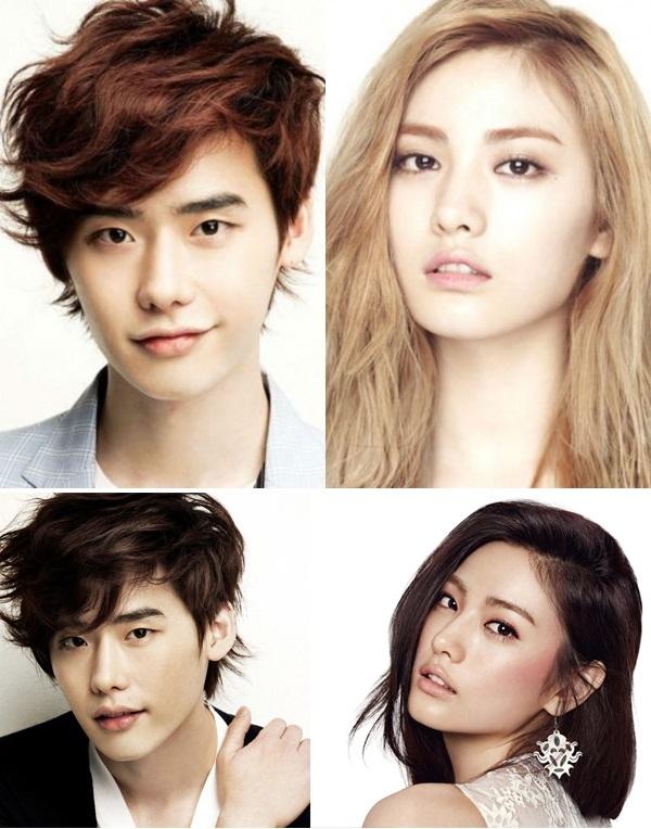 Gương mặt của Na Na của After School khiến nhiều người liên tưởng đến nam diễn viên Lee Jong Suk.