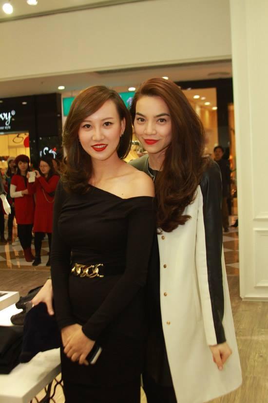 Hồ Ngọc Hà tái xuất sàn mẫu tại Tuần lễ thời trang Thượng Hải