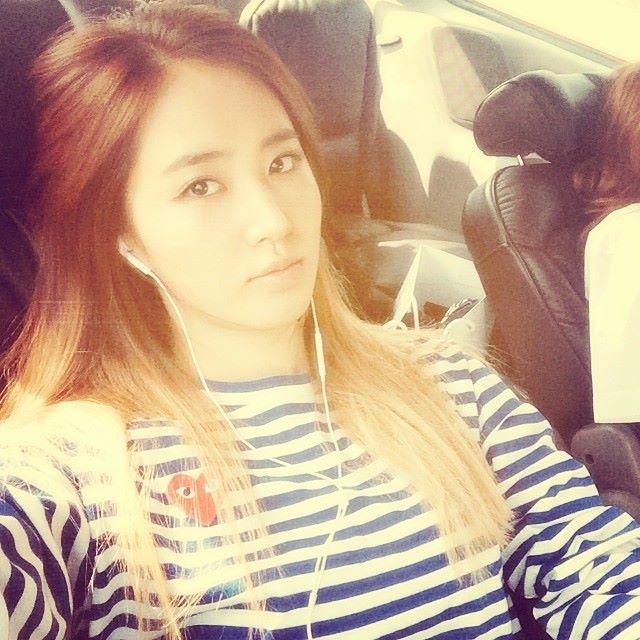 """Yuri đăng tải hình tự sướng """"lạnh lùng"""""""