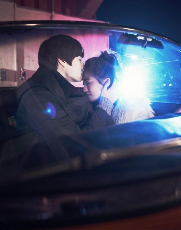 Bora và Ahn Jae Hyun