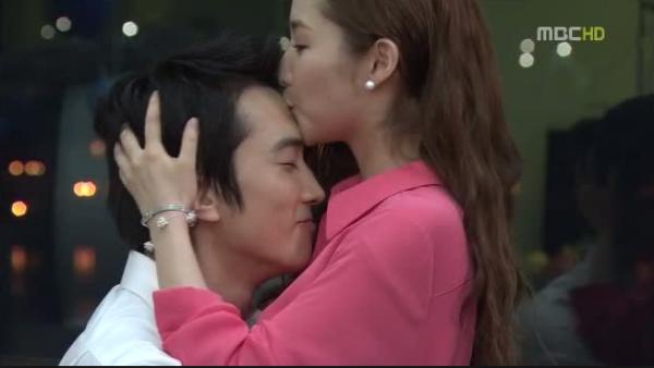 Park Min Young và Song Seung Hun trong Dr.Jin