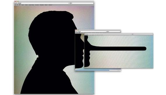 Ba dấu hiệu chàng nói dối khi hẹn hò trực tuyến