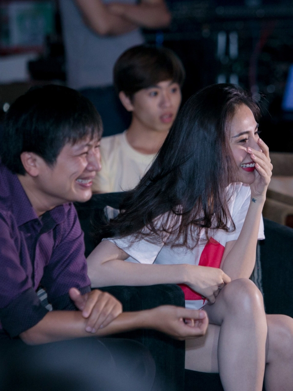 Thủy Tiên: Nếu fan ủng hộ, sẽ sinh thêm con