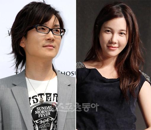 Những cặp đôi ca sỹ - diễn viên làm rúng động showbiz Hàn