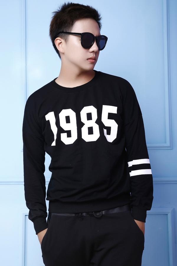 Duy Khánh Zhouzhou cực ngầu với phong cách thời trang trendy