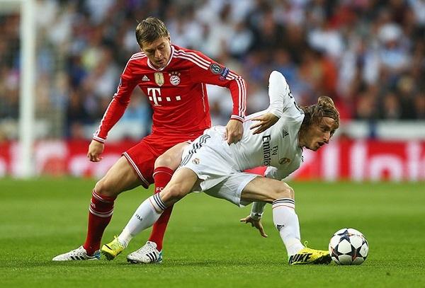 Bayern - Real: Tiqui-taca đã thoái trào?