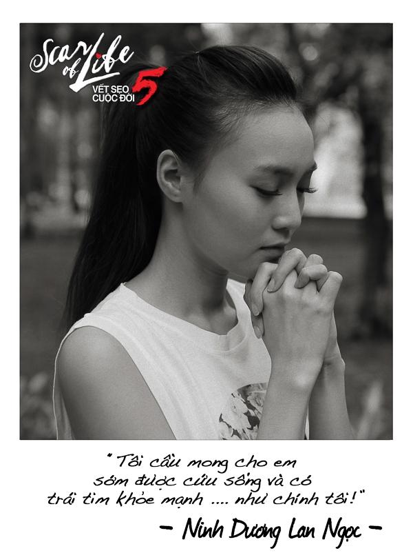 Ngô Thanh Vân cùng 50 nghệ sĩ Việt cầu nguyện cho trẻ em bị bệnh tim - Tin sao Viet - Tin tuc sao Viet - Scandal sao Viet - Tin tuc cua Sao - Tin cua Sao
