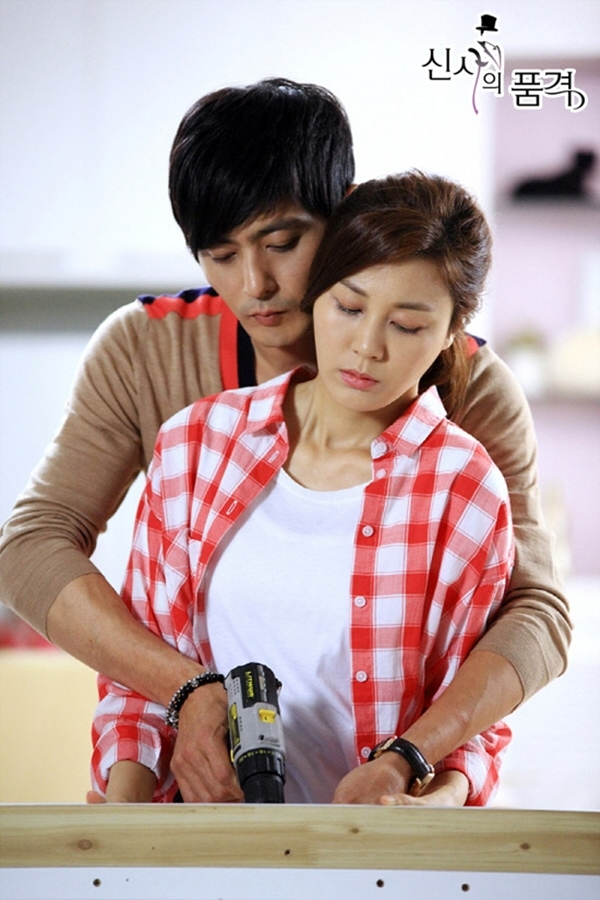 Jang Dong Gun và Kim Ha Neul cực đẹp đôi trong A Gentlement's Dignity