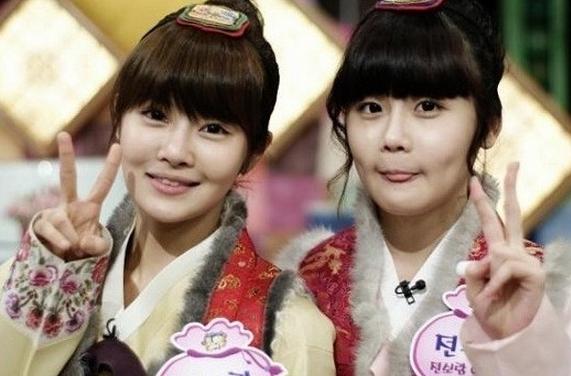 Khi Sao Hàn là anh chị em ruột của nhau