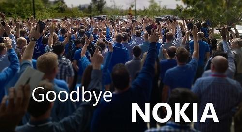 Tạm biệt Nokia - một tượng đài công nghệ