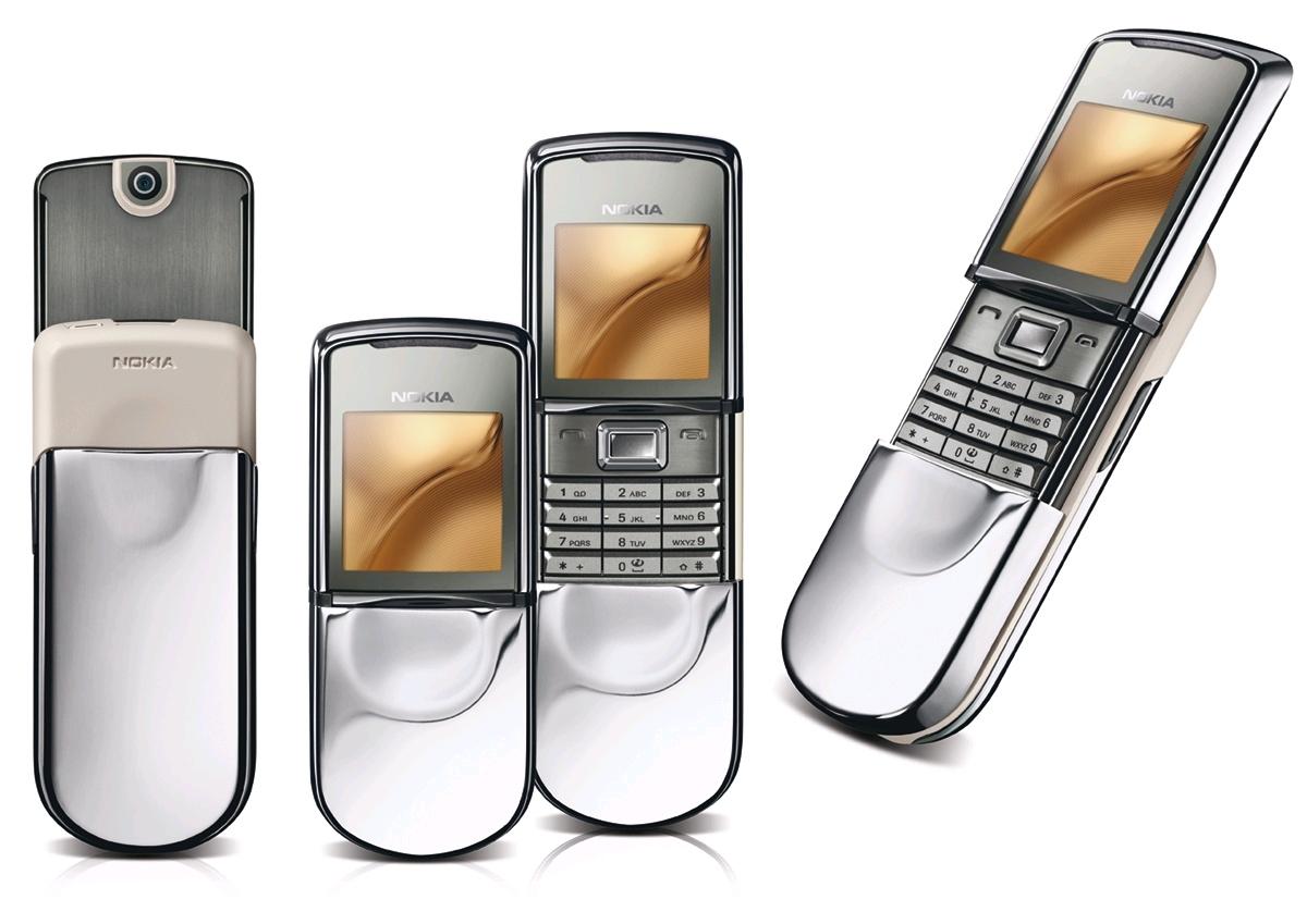 Nokia 8800 - Một thời từng là biểu tượng của sự đẳng cấp thực sự