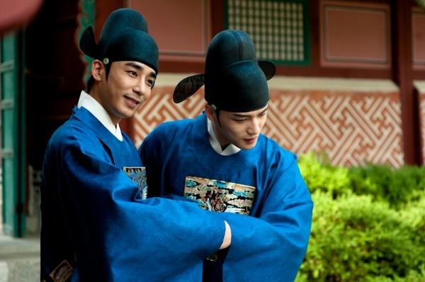 Jaejoong và Jin Yi Han