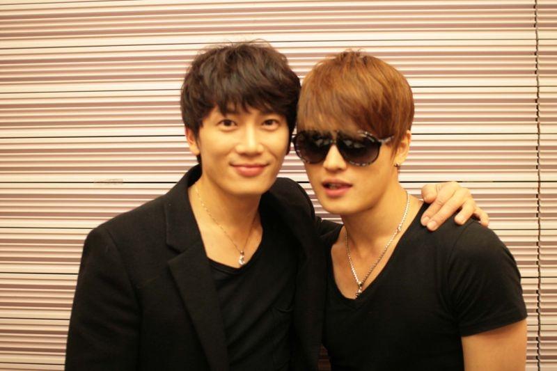 Jaejoong và Ji Sung