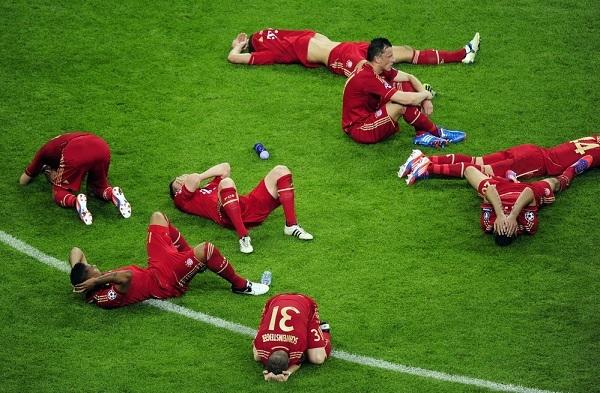 Hạ gục Bayern, Real hiên ngang vào chung kết