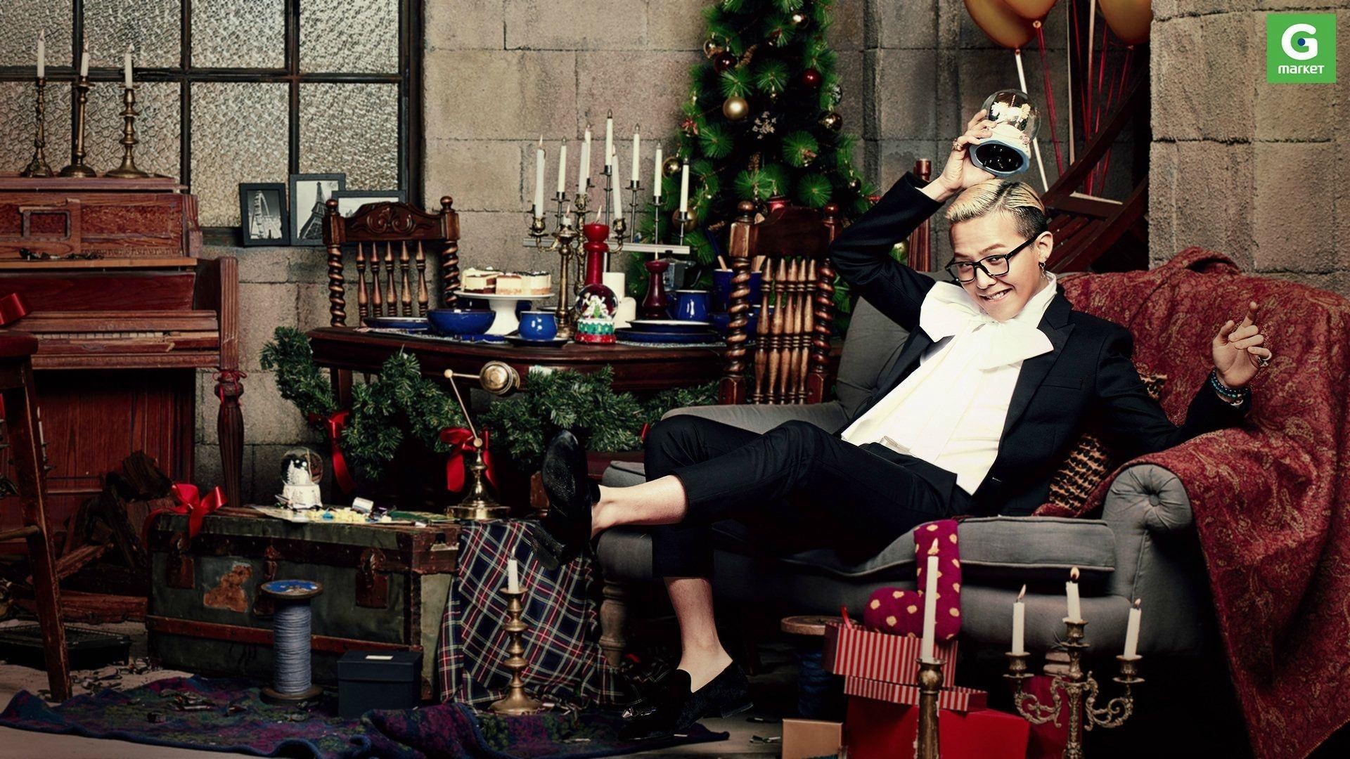 G-Dragon là ông vua quảng cáo của Gmarket