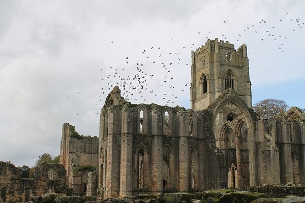Những địa danh bị bỏ hoang được nhiều người biết đến nhất nước Anh