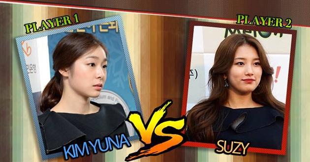 [Fashion Police] Kim Yuna đụng hàng Suzy: Ai mặc đẹp hơn?