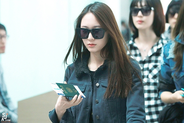 T.O.P  Tiffany  Krystal