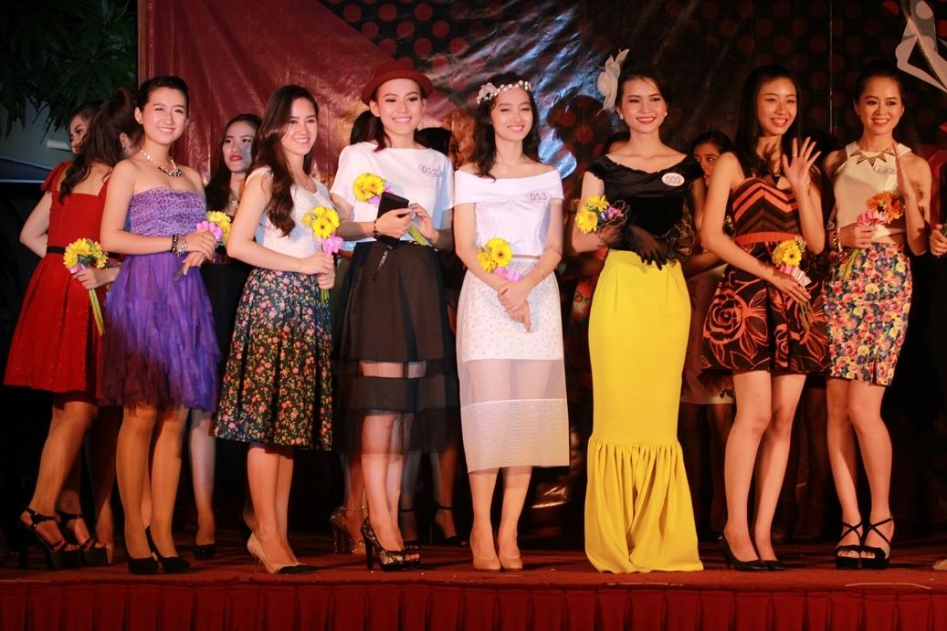 Bán kết FTU Charm 2014: Màn lột xác ngoạn mục của các thí sinh