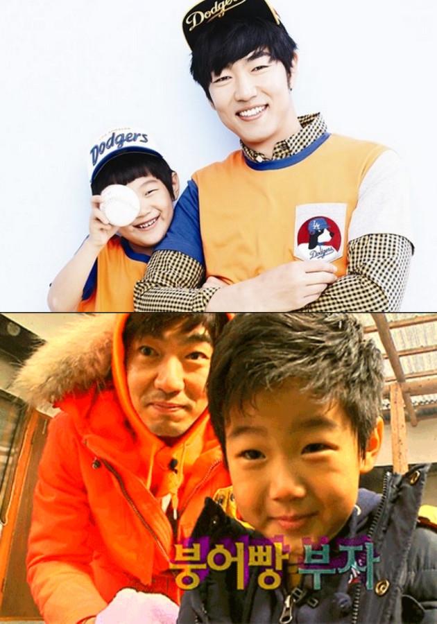 Nam diễn viên Lee Jong Hyuk và con trai Lee Jun Su, hai cha con cùng tham gia Daddy, Where are we going?