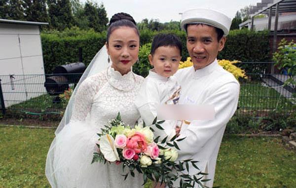 NSƯT Mỹ Duyên làm đám cưới ở tuổi 42
