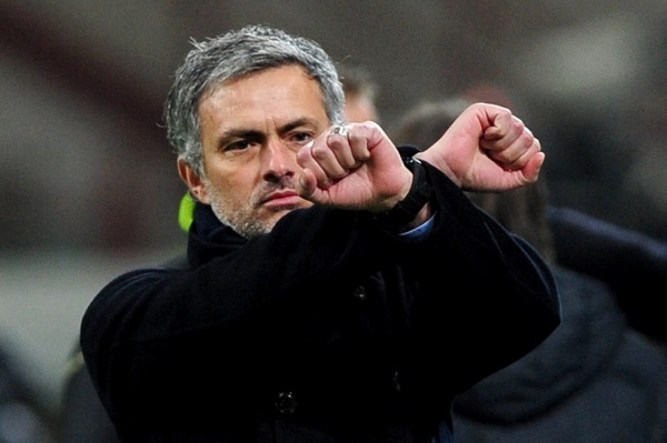 Sau những thất bại của Chelsea,vị thế của Mourinho đã không còn được đảm bảo như trước đây.