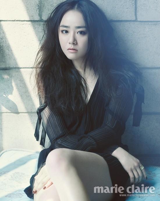 Moon Geun Young gợi cảm và quyến rũ hơn sau khi hẹn hò với Kim Bum