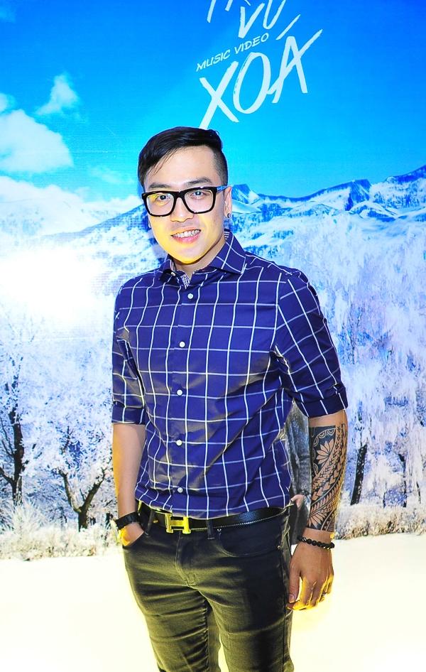 Nhạc sĩ Nguyễn Hoàng Duy - Tin sao Viet - Tin tuc sao Viet - Scandal sao Viet - Tin tuc cua Sao - Tin cua Sao