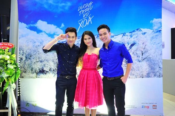 Dương Triệu Vũ chính thức ra mắt MV kỹ xảo 3D đầu tiên tại Việt Nam - Tin sao Viet - Tin tuc sao Viet - Scandal sao Viet - Tin tuc cua Sao - Tin cua Sao