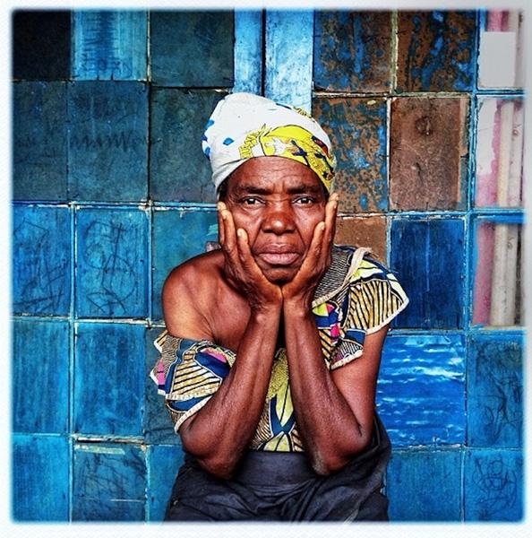 Ảnh trongseries về tỉnh Nam Kivu, cộng hòa Congo do nhà báo Michael Christopher Brown thực hiện.