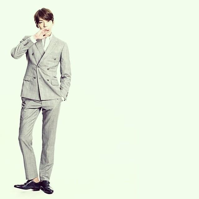 Kim Woo Bin muốn làm diễn viên trong MV của G-Dragon