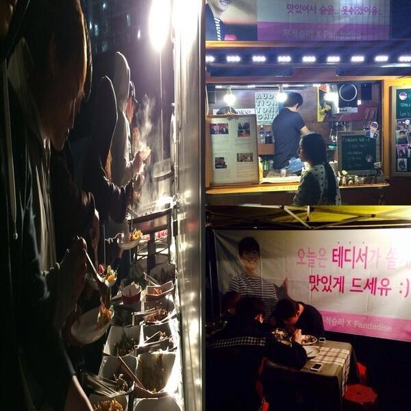 Seungri đăng tải hình ảnh và gửi lời cảm ơn mọi người đã ủng hộ phim Angel Eyes