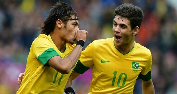 [Bóng đá] Brazil gạt Kaka, Ronaldinho khỏi danh sách dự World Cup 2014