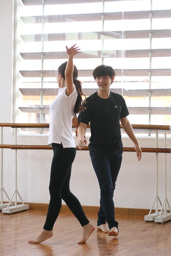 Đông Nhi lần đầu diễn nhạc kịch cùng Ông Cao Thắng - Tin sao Viet - Tin tuc sao Viet - Scandal sao Viet - Tin tuc cua Sao - Tin cua Sao