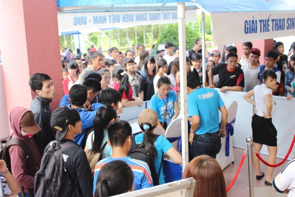 Tường thuật nóng từ NTĐ Tân Bình - Chảo lửa chung kết VUG