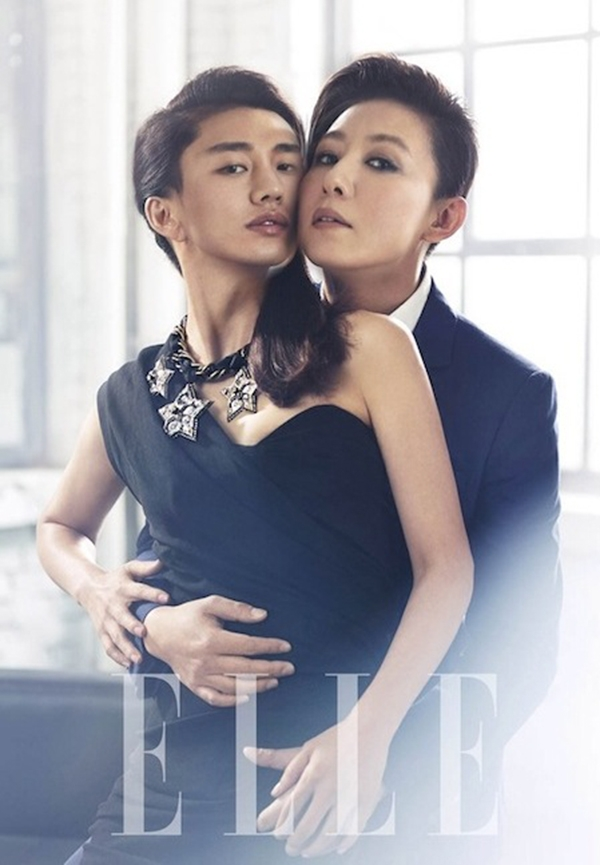 Oh Hye Won (Kim Hee Ae), Lee Sun Jae (Yoo Ah In) trong Secret Love Affair