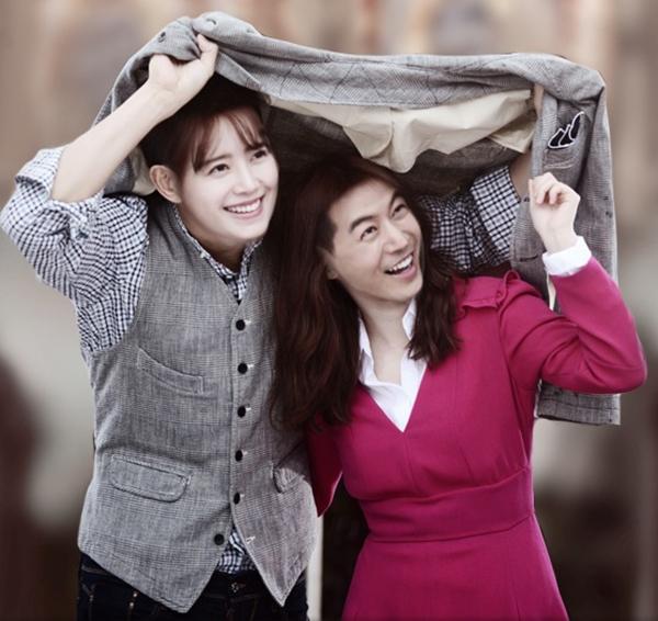 Yoon Soo Wan (Gu Hye Sun), Park Dong Joo (Lee Sang Yoon) trongAngel Eyes